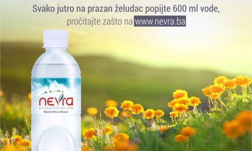 Svako jutro na prazan želudac popijte 600 ml vode, evo zašto!